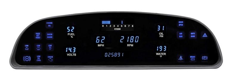 94 95 impala ss 94 96 caprice dakota digital series iii instrument rh hawksmotorsports com Digital Dash Kits for Cars Dakota Digital Speedometer Wiring Diagram