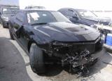 2012 Camaro ZL1 LSA Supercharged V8 6-Speed W/21K