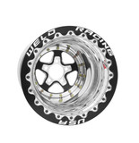 Weld Drag Wheel Alumastar Rear