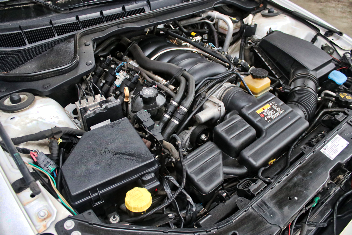All Chevy 6.0 chevy engine : 2012 Caprice PPV 6.0L L77 Motor Engine W/6-Speed Auto Trans 63K ...