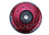 Pro Street dual, organic friction material, w/aluminum flywheel, RAM Clutch