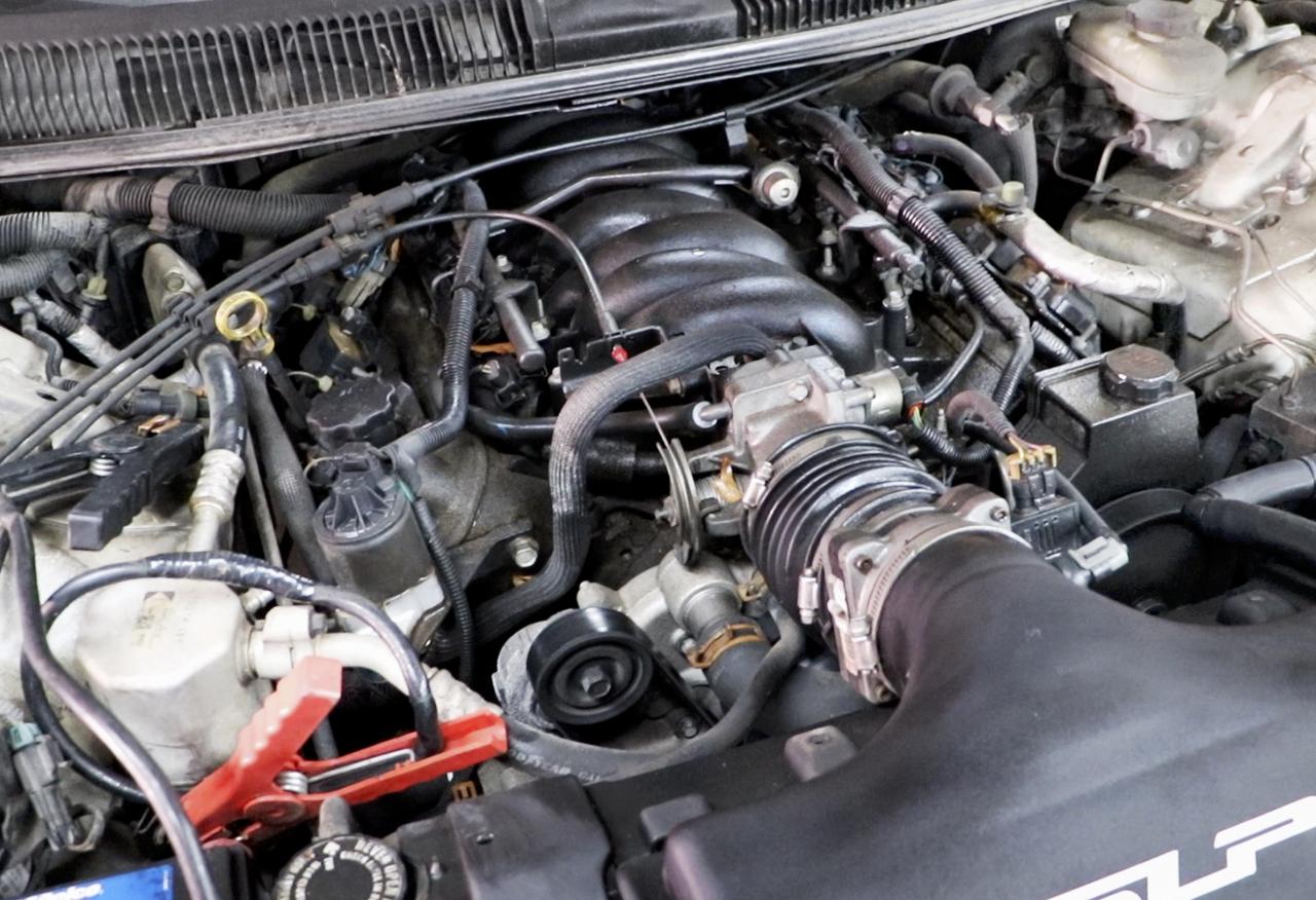 Screen Shot At Am on Cadillac 4 1 Engine Swap