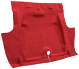 1967-1969 Firebird Coupe Molded Trunk Area Carpet Loop