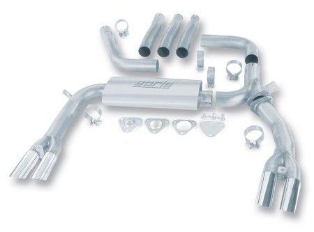Borla, Camaro/Firebird 84-92 Borla Stainless Steel Exhaust System ...