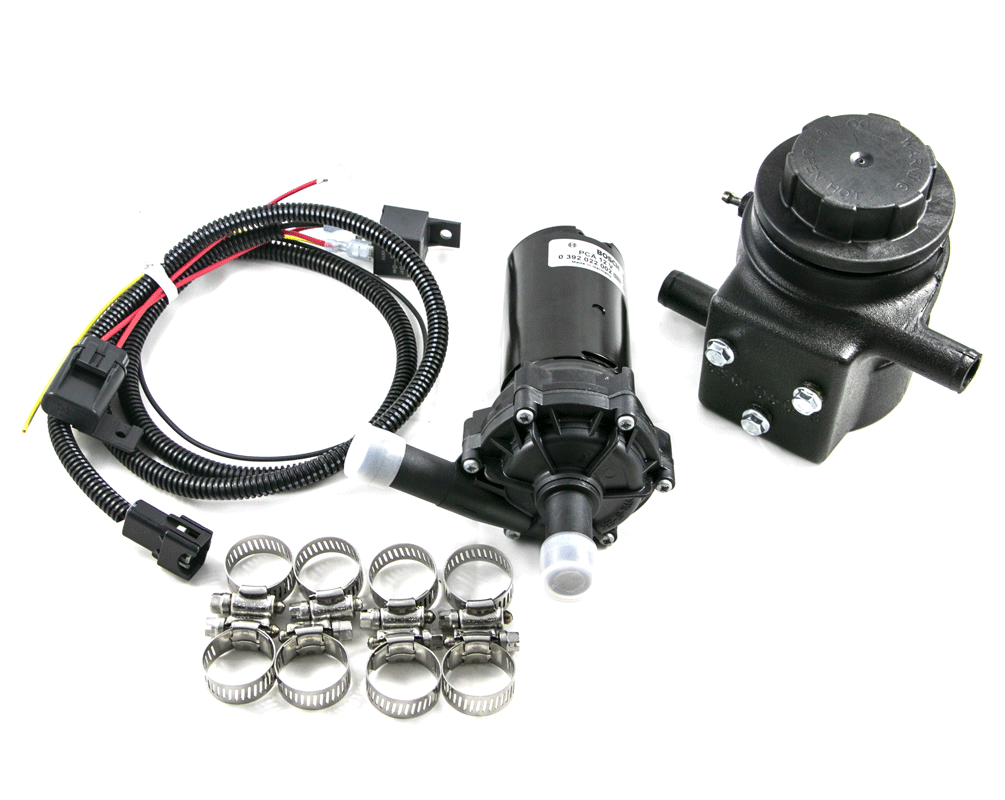 Intercooler Pump/Reservoir Kit for Superchargers
