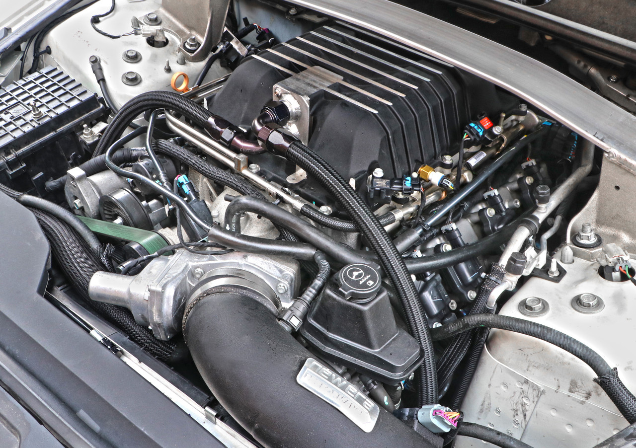 2012 Cadillac CTS-V LSA Supercharged Engine w/6L90 6-Speed ...