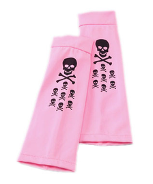 SKULL SKATE PINK SUN SLEEVES PRODUCT