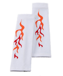 FLAMES SKATE WHITE SUN SLEEVES PRODUCT