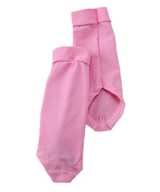 PINK SOLID CLASSIC SUN SLEEVES PRODUCT CLEAR