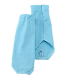 SOLID CLASSIC LIGHT BLUE SUN SLEEVES PRODUCT