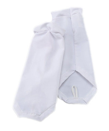 WHITE SOLID CLASSIC SUN SLEEVES PRODUCT CLEAR
