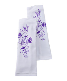BUTTERFLY TATTOO SKATE WHITE SUN SLEEVES PRODUCT