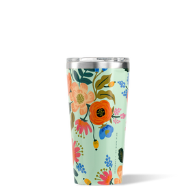 rifle lively floral mint tumbler