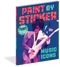 paint by sticker, rockers, music, crafters and artists, doodlers and colorers of all ages