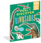 peel + discover: dinosaurs, front cover