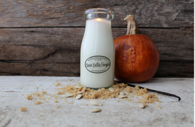 milkhouse creamery candle