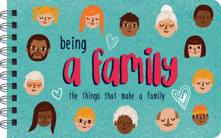 being a family, front cover