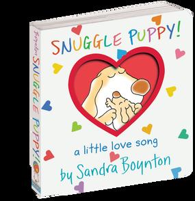 snuggle puppy
