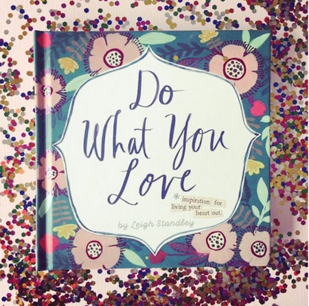 do what you love, front cover