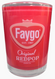 red pop, faygo soy candle, 8 oz