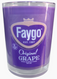 grape pop, faygo soy candle, 8 oz