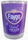grape pop, faygo soy candle, 8 oz