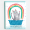 greeting card, cat, cutest, earth friendly