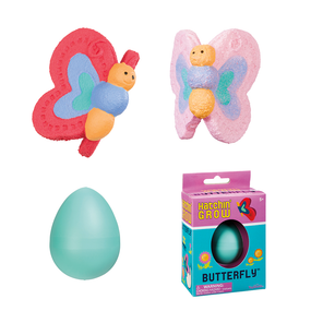 Butterfly, toy, soak, water, grow, spring, 4""