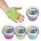 Slime, fluffy, moldable, reusable, soft, neon colors, whipped