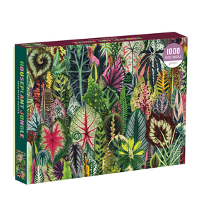 Houseplant Jungle 1000 Piece Puzzle, 20 x 27