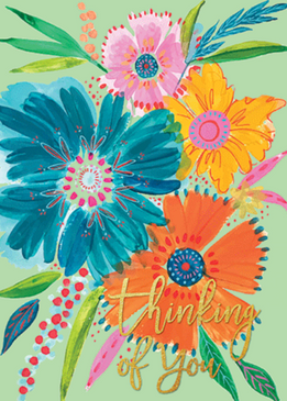 boho flowers | encouragement