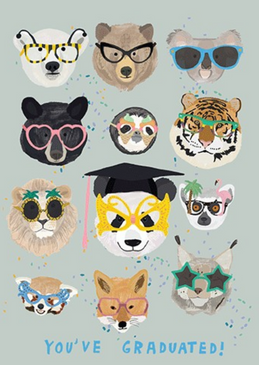 grads in sunglasses | graduation