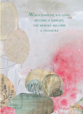 treasured memory | sympathy