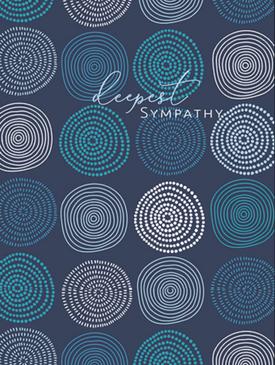 blue discs | sympathy