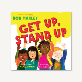 get up, stand up, Bob Marley, book, justice, make a difference