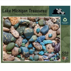 lake michigan treasures puzzle