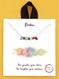 rhodium rainbow crystal pave delicate necklace
