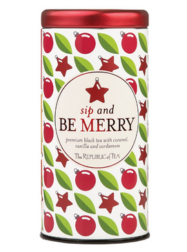 sip and be merry tea