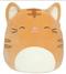"""tabby cat squishmallow 12"""" tan"""