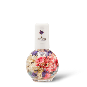 floral scented cuticle oil, spring bouquet