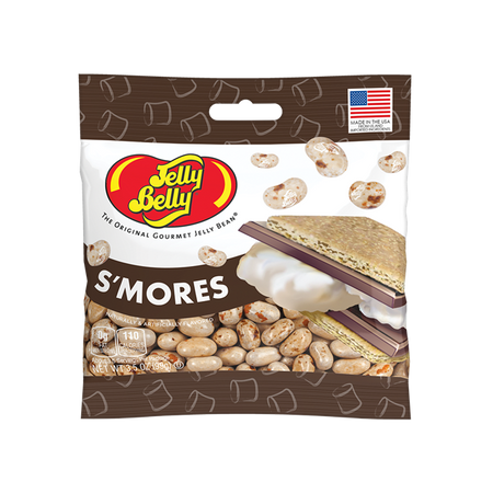 s'mores jelly beans