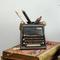 typewriter planter
