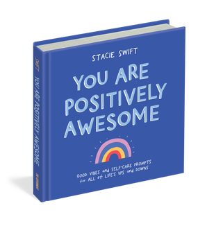 you are positively awesome book