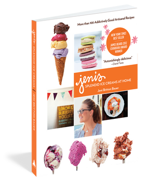 jeni's splendid ice creams at home cookbook