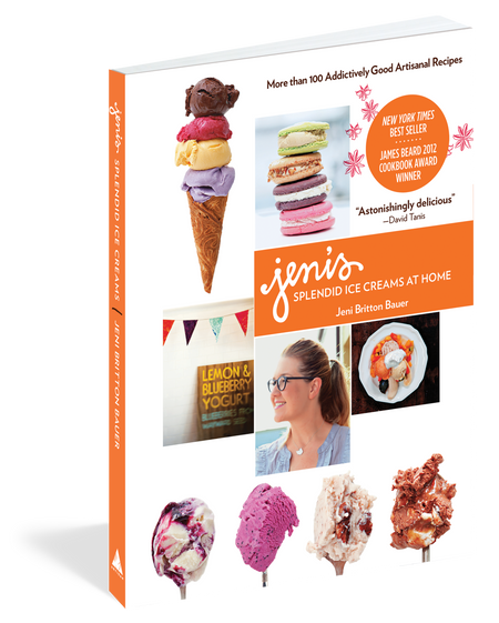 jeni's splendid ice creams at home cookbook