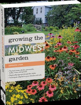 growing the midwest garden, book, garden