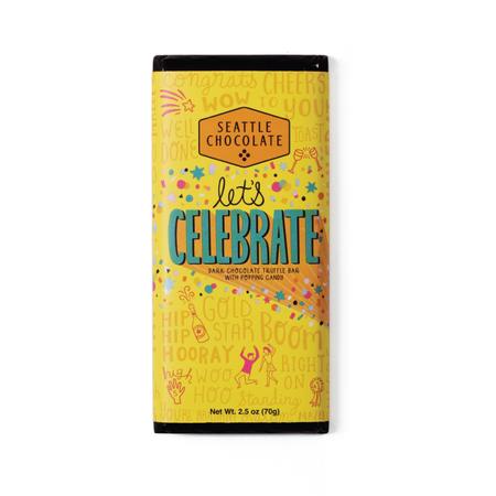 let's celebrate truffle bar