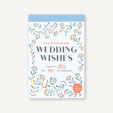 fill-in-the-blank wedding wishes