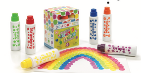 juicy fruits scented do a dot markers