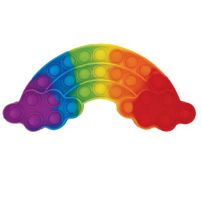 end of the rainbow pop fidget